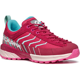Scarpa Mescalito Fresh Shoes Kids, fuxia/pink